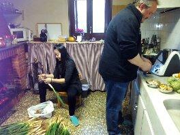A la cuina